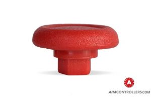 Red Medium PS4 AIM Stick