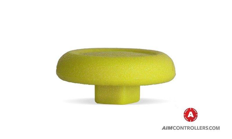 Yellow Standard PS4 AIM Stick