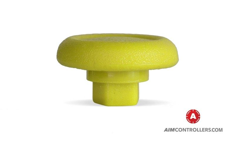 Yellow Medium PS4 AIM Stick
