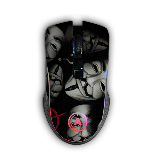 Aim Anonymous RGB Mouse