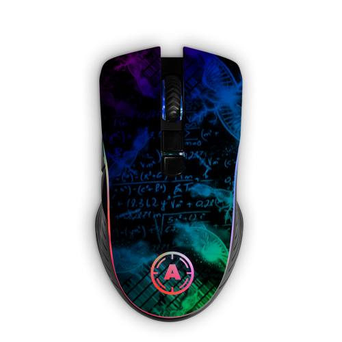 Aim Genesis RGB Mouse