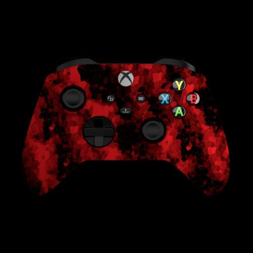 Aim Digi Camo Red XO Controller