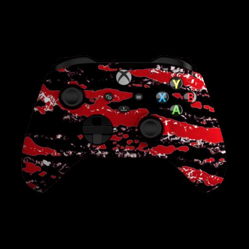 Aim Camo Red XO Controller