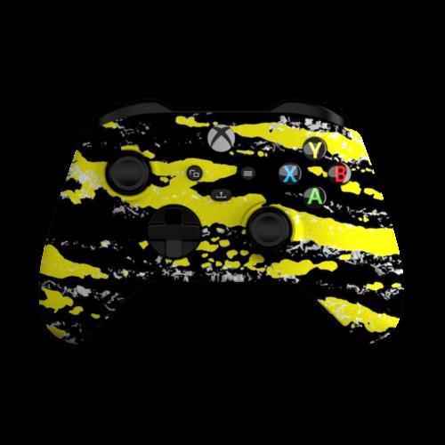 Aim Camo Yellow XO Controller