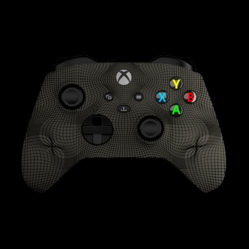 Aim Grid Gray XO Controller