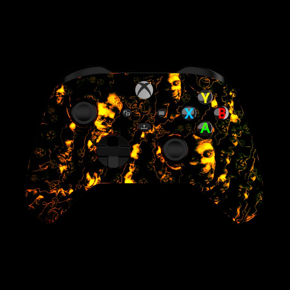 Aim Reaperz Neon Orange XO Controller