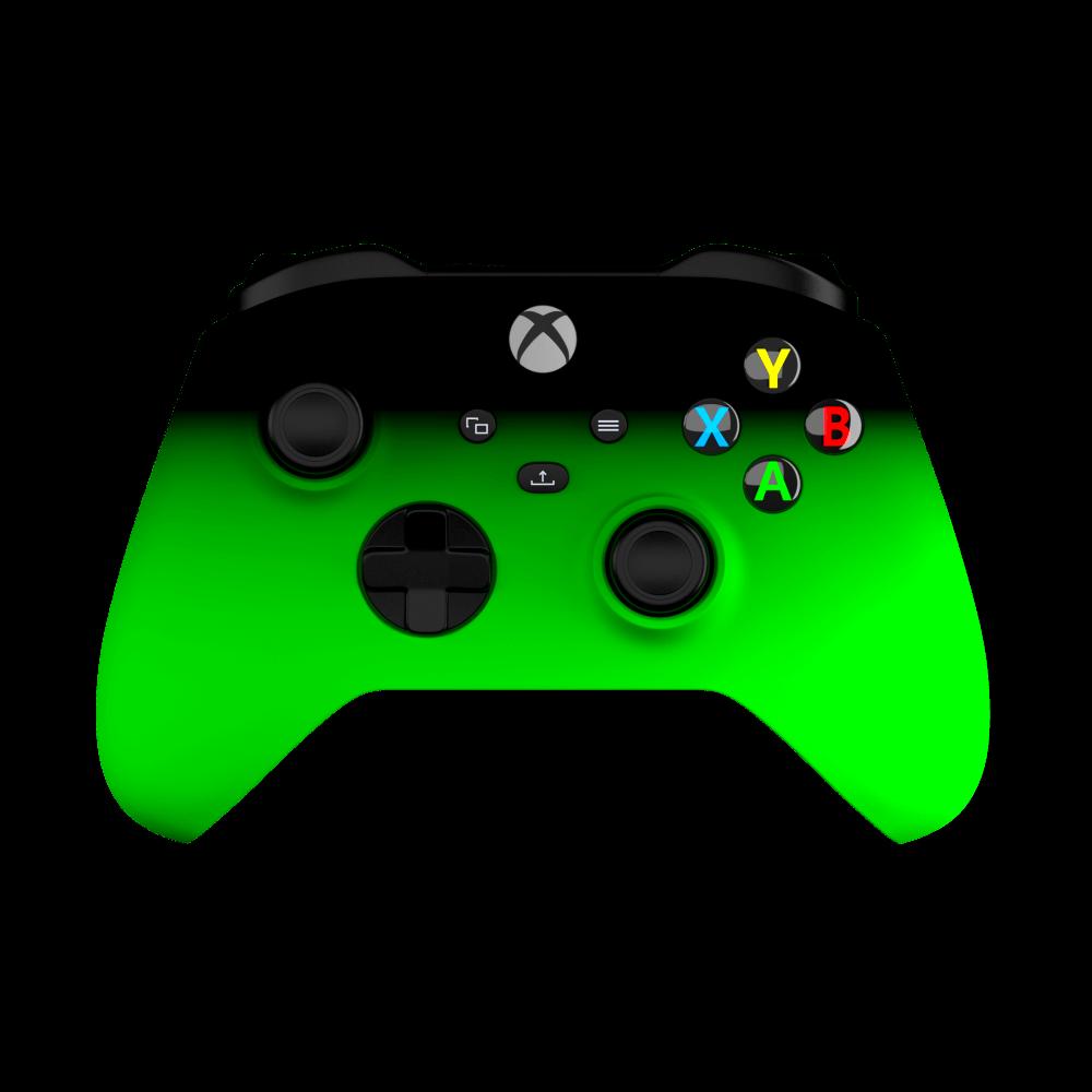Aim Neon Green Shadow XO Controller