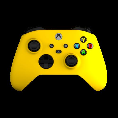 Aim Yellow Matt XO Controller