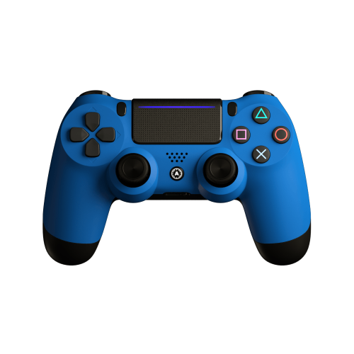 Aim Blue Matt PS4 Controller