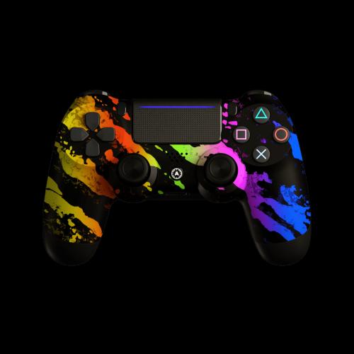Aim Camo Color PS4 Controller