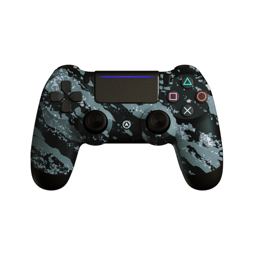 Aim Camo Gray PS4 Controller