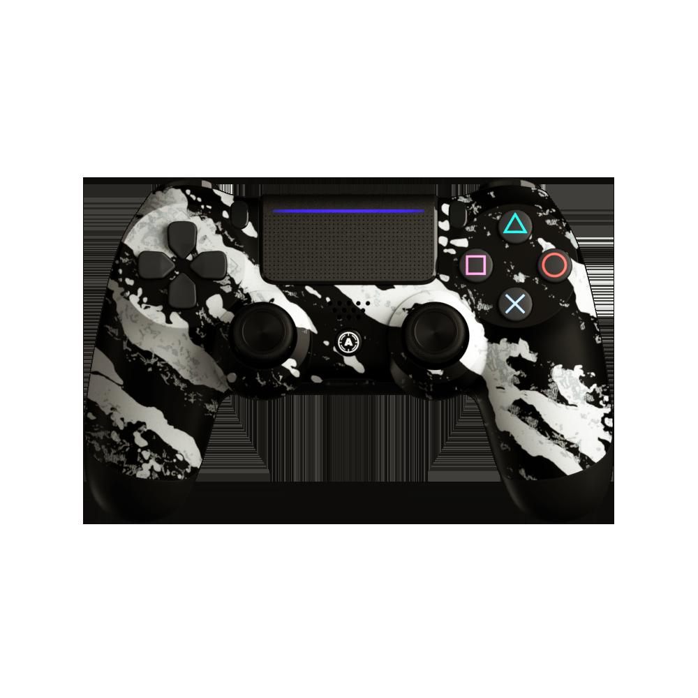 Aim Camo White PS4 Controller