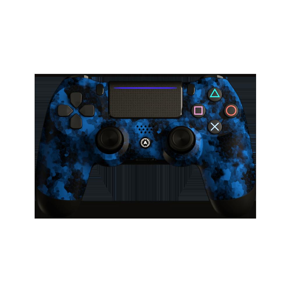 Aim Digi Camo Blue PS4 Controller