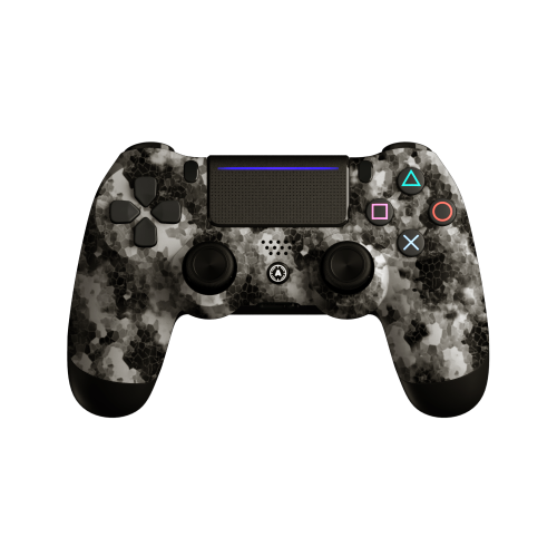 Aim Digi Camo White PS4 Controller