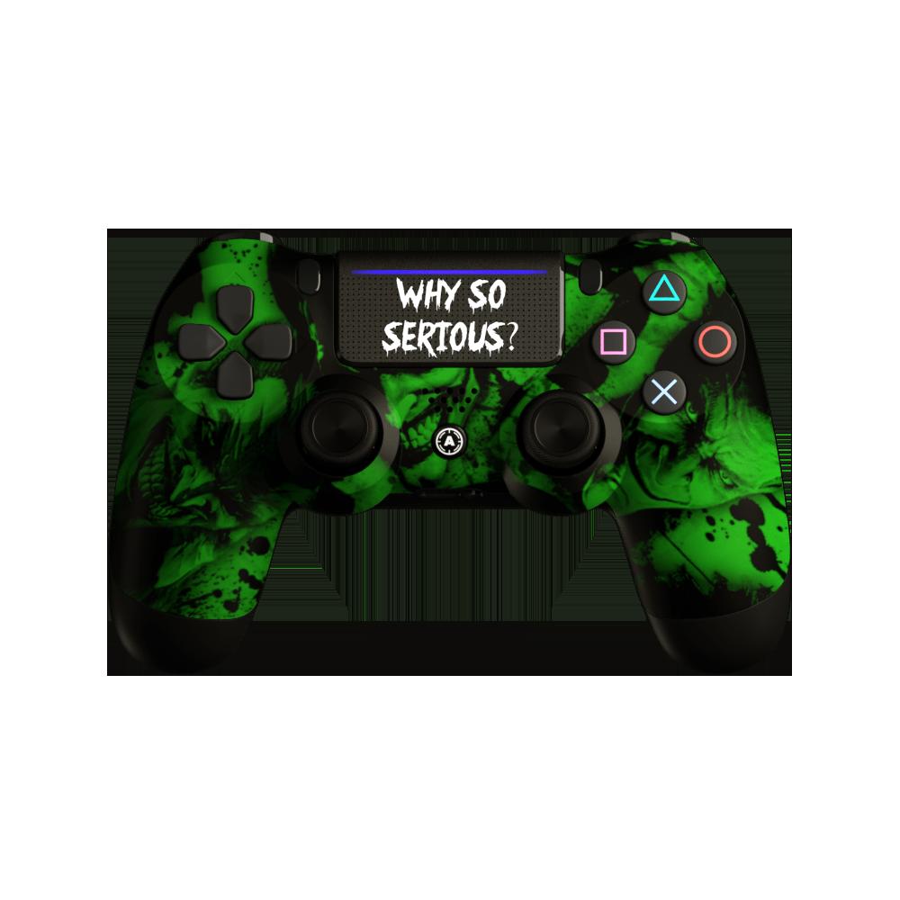 Aim Joker Green PS4 Controller