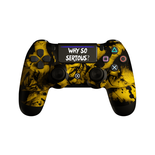Aim Joker Yellow PS4 Controller
