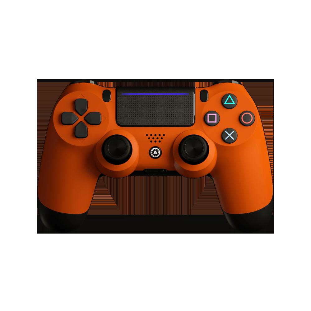 Aim Yellow Matt PS4 Controller