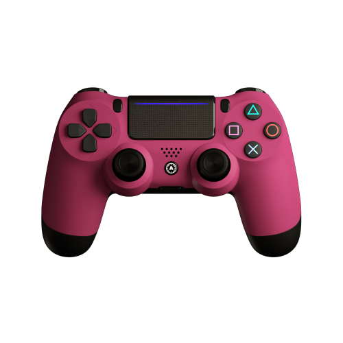 Aim Pink Matt PS4 Controller
