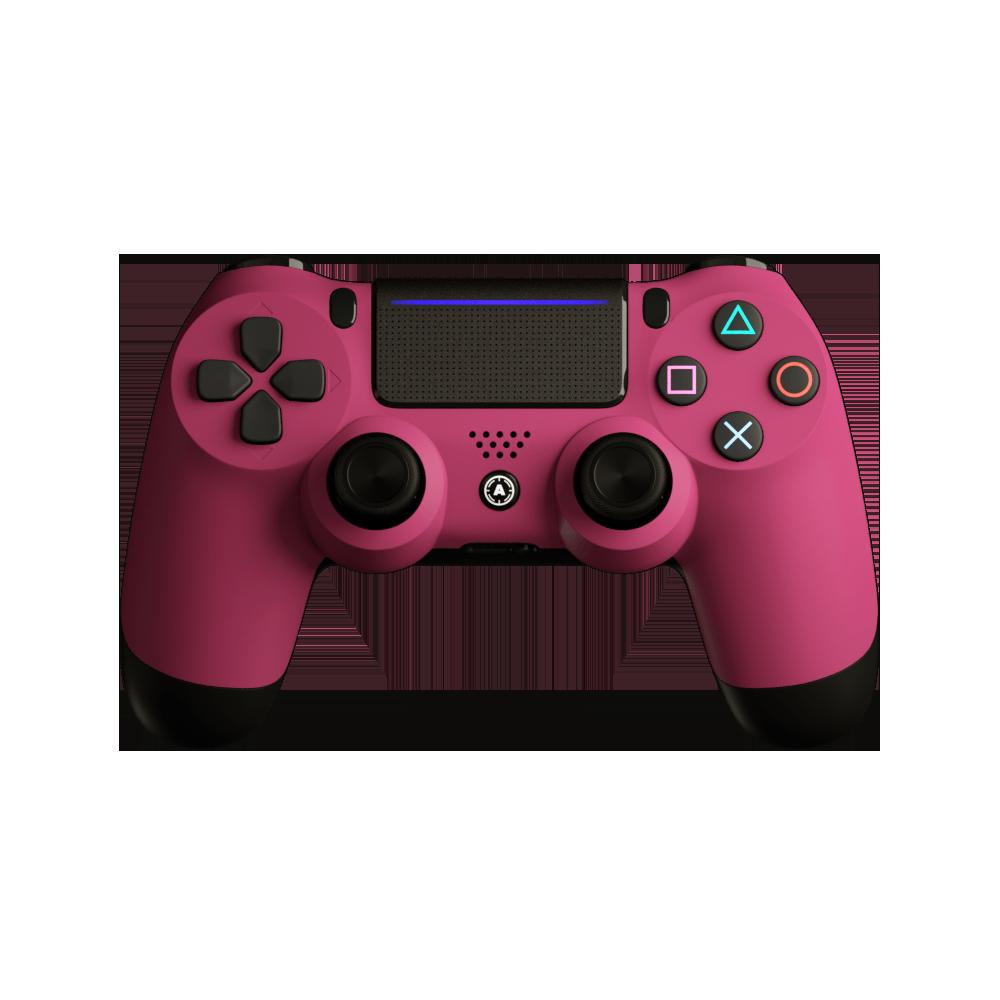 Aim Pink Matt PS4 Controller