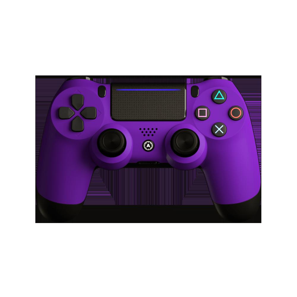 Aim Purple Matt PS4 Controller