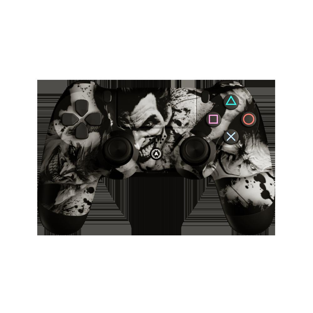 PS4 Joker White Full
